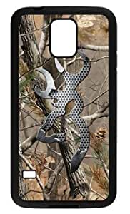 777Life Protective Phone Case Cover for Samsung Galaxy S5 Fashion Hot Browning Camo