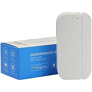 Amazon.com: Fox&Summit FS-WDS100 Door and Window Sensor ...
