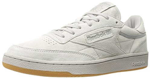 SneakerSteelcarbon Reebok 85 M 5 Gum8 Club C Us Men's Fashion Tg CedxoB