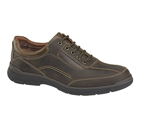 Johnston & Murphy Mens Wickman Lace-up Bruin Geolied Volnerf