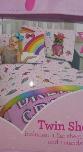 Jojo Siwa Twin Comforter And Sheet Set On Sale Dohardwoodfloors Ca