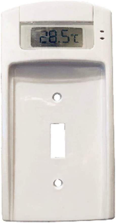 New Woods Thermometer Wall Plate Switch Plate Amazon Com