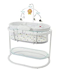 Fisher-Price Soothing Motions Bassinet, ...