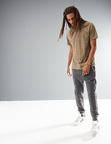 Rebel Canyon Young Men's Zip Pocket Seam Front Jogger Sweatpant