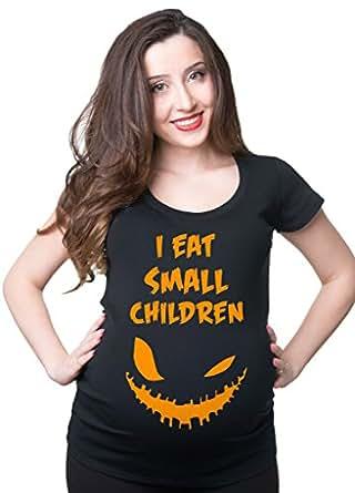 Halloween Maternity T-Shirt Funny Halloween Costume ...