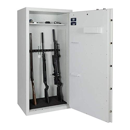 Sistec-Waffenschrank-SWT-1602-12-Elektronisches-Tastenschloss-La-Gard-Basic-Grad-1-nach-EN-1143-1-H160xB75xT50-cm-350-kg