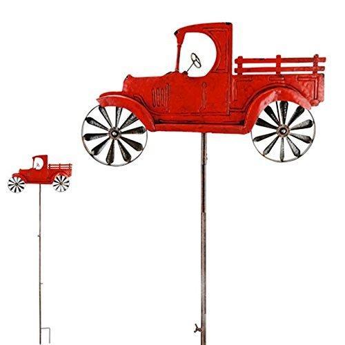 Red Carpet Studios Garden Stake Spinner, Truck by Red Carpet
