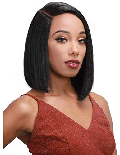 Zury Sis Synthetic Slay Lace Front Wig SLAY LACE H GIA (1B) (Sis Front Wig Zury Lace)