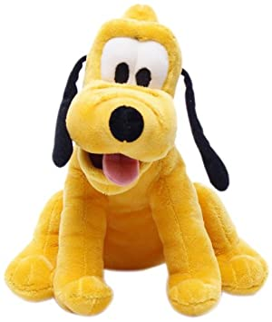 Disney 22965 Mickey Mouse Club House Pluto - Peluche (25 cm)