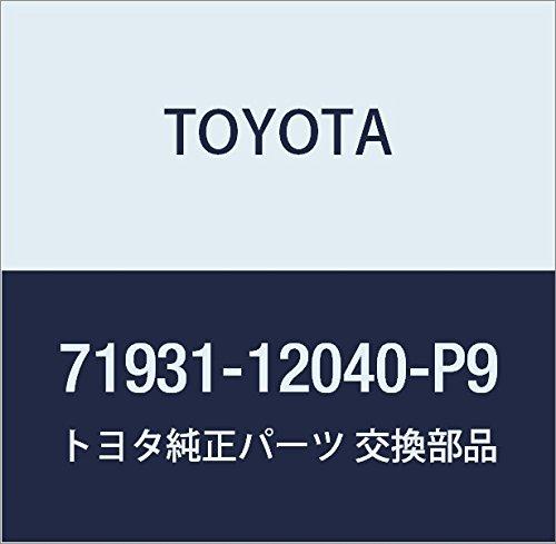 TOYOTA Genuine 71931-12040-P9 Headrest Support