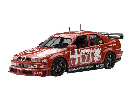 1/18 アルファロメオ 155 V6 TI DTM 1993 #7 最終戦・ホッケンハイム優勝 アレッサンドロ・ナニーニ 89304
