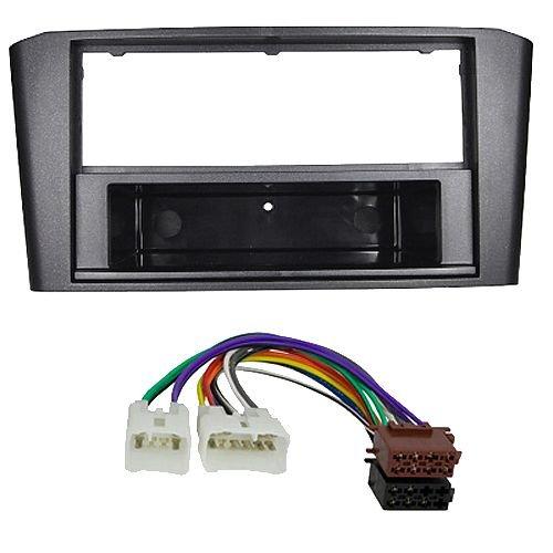 Baseline Connect - Juego de instalació n de radio para Toyota Avensis T25 2003– 2009, color negro 24303S