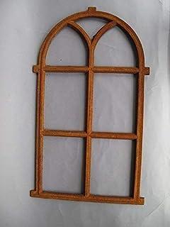 G2831 Antikes Außenthermometer Gusseisen Gute QualitäT Fenster Thermometer In Nostalgieform