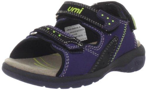 umi Payton Ankle-Strap Sandal (Toddler/Little Kid/Big Kid),Navy,27 EU(10 M US Toddler) by umi