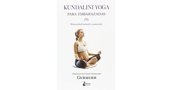 Amazon.com: Kundalini yoga para embarazadas : maternidad ...