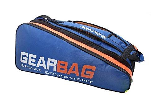 Oliver Gearbag Racketbag Blue/Orange by Oliver