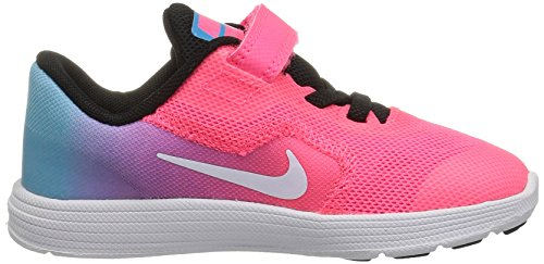 Mtlc Kids' 3 Platinum Crimson TDV Unisex NIKE Revolution Fitness Violet Shoes Oqtw05t