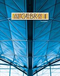Algebra 1 Student Text (3rd - Riverside Stores Mall