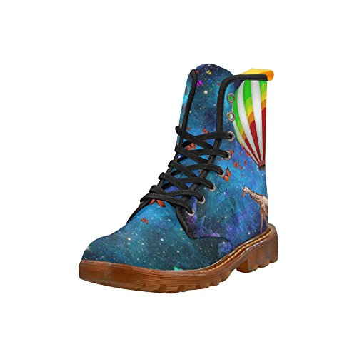 D Multicoloured3 for Lace Boots Story Shoes up Women Fahion qp7qr