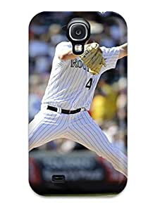colorado rockies MLB Sports & Colleges best Samsung Galaxy S4 cases