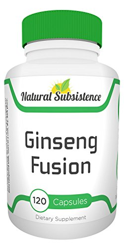 1125mg 120 capsules Strongest Ginsenosides Performance product image