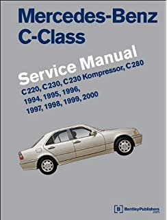 Mercedes benz c class chiltons repair manual chilton mercedes benz c class w202 service manual 1994 1995 fandeluxe Choice Image