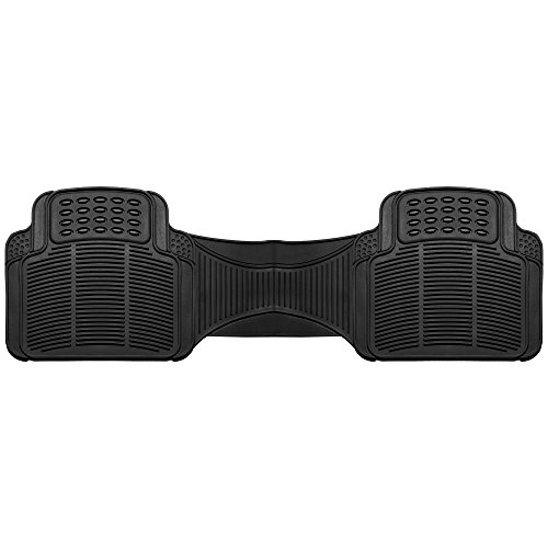 clearance-sale-fh-group-fh-f11306-rear-vinyl-floor-mat-solid-black-color-fit-most-car-truck-suv-or-v