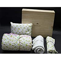 Baby (Infant) Shower/Birthday Gift Box (Ditsy Floral)