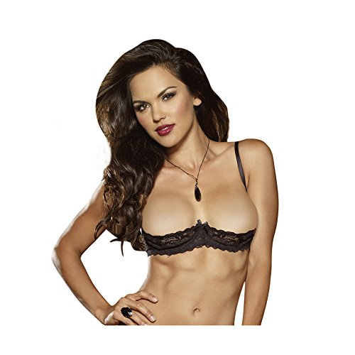 5a656ec4e Womens Dg9386 Sultry Nights Open Cup Shelf Bra - Buy Online in Oman ...