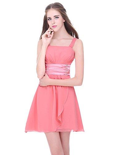 Sheer Embellished Party Dress - 9