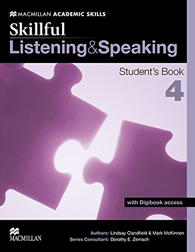 Skillful - Listening and Speaking - Level 4 Student Book & Digibook PDF