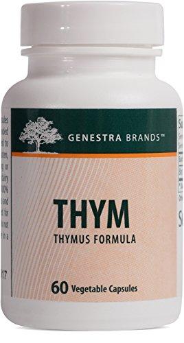 Genestra Brands - THYM - Thymus Glandular Formula - 60 Capsules by Genestra Brands (Image #4)
