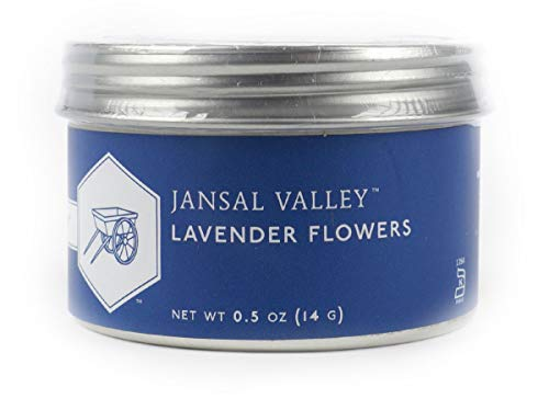 Jansal Valley Lavender Flowers, 0.5 Ounce