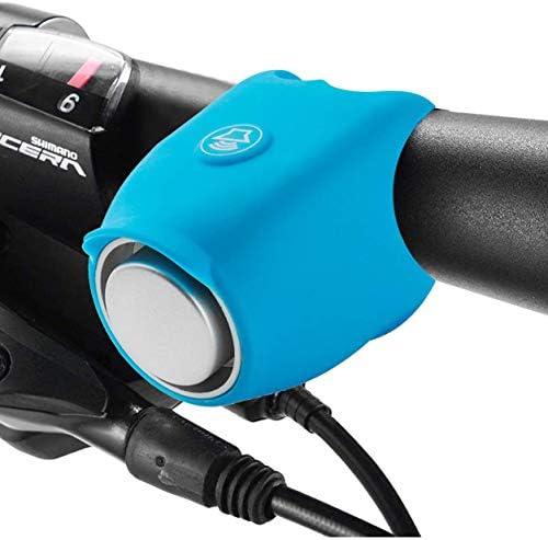 Elektrische Klingel Fahrradhorn Fahrradhupe Glocken 120db SICHT Wasserdicht DHL