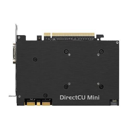 ASUS GTX970-DCMOC-4GD5 GeForce GTX 970 4GB 256-Bit GDDR5 PCI Express 3.0 HDMI DisplayPort DVI Video Card