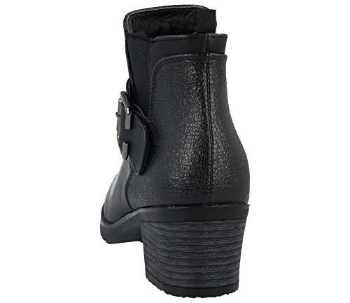 369 Footwear Black Femme Classiques Foster Bottines dTqFwXHX