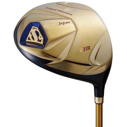 [プロテック] ゴルフ スーパーマン ゴルフクラブ EG003 高反発ドライバー 9° SR  B00QFOLX2O