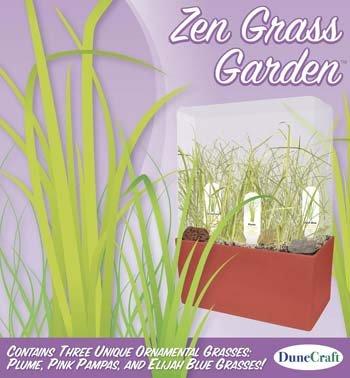 DuneCraft Plant Cubes – Zen Grass Garden