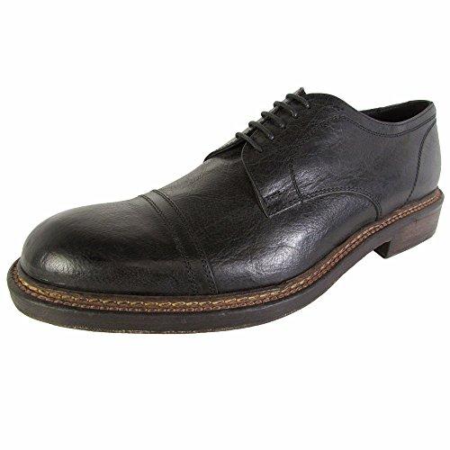 Kenneth Cole New York Mens Zegt Iets Le Oxford Schoenen Zwart