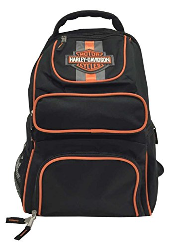 Harley Davidson Compact Reflective Backpack 7180541