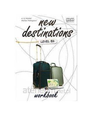 New Destinations B2 :Workbook Teacher's Edition