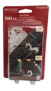 Christmas Light Clips for Hanging Lights on Shingles or Gutters