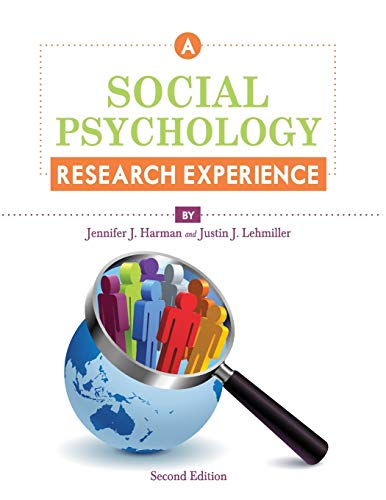 A Social Psychology Research Experience