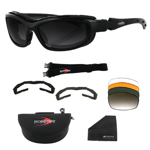 (ROAD HOG II CONVERTIBLE, BLACKFRAME, 4 LENSES, Manufacturer: BALBOA, Manufacturer Part Number: BRH2001-AD, Stock Photo - Actual parts may vary.)