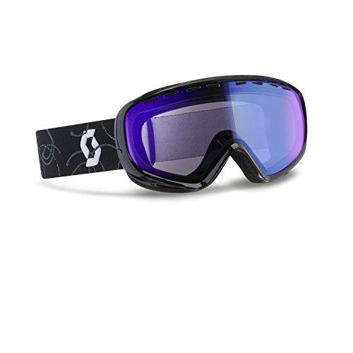 Scott Masque de ski mixte Nero (Black Illum Bl Chr)