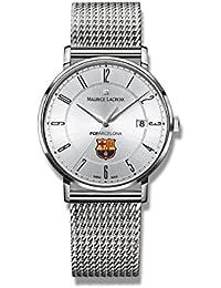 Eliros FC Barcelona Men's Date Stainless Steel White Dial - EL1087-SS002-120