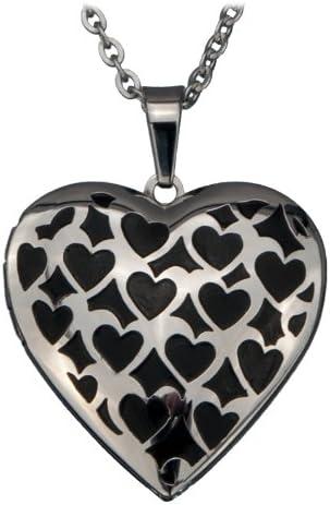 Long /& Lovely Ov.Filigree Stat Necklace DiamondJewelryNY Silver Pendant