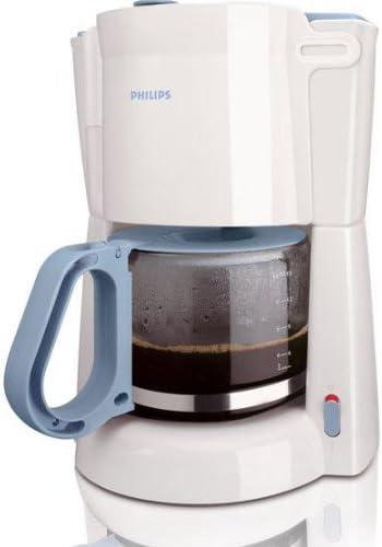 Philips HD7466/70 0,6 l 650 W Cafetera, Azul, Blanco, 0.88 m, 50 ...