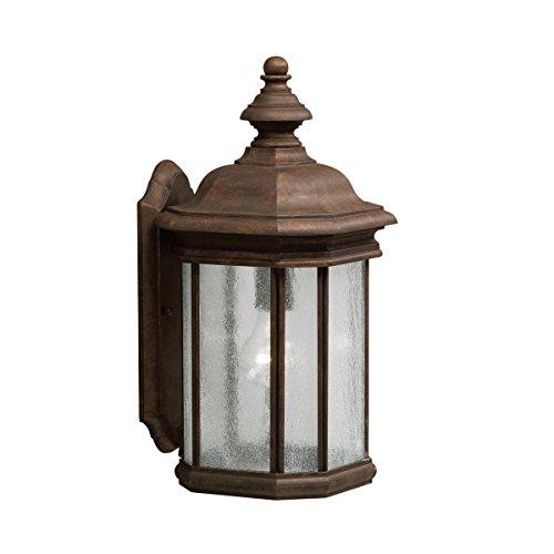 Tannery Bronze 1 Light 17in. Outdoor Wall Light 9029TZ
