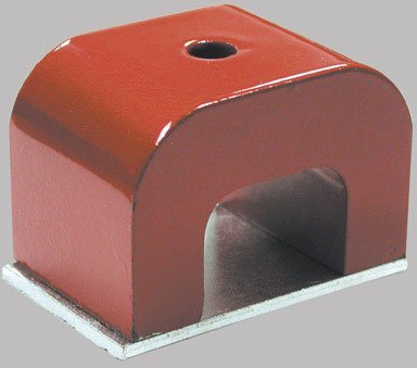 Horseshoe Heavy-Duty Alnico Power Magnet